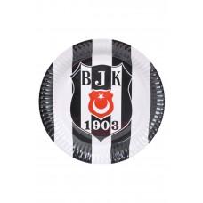 Beşiktaş Lisanslı Tabak 23cm 131116