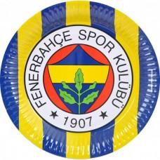 Fenerbahçe Lisanslı Tabak 23cm 131120
