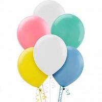 Pastel Balon 30cm 12 inch Helyum Quality 131102